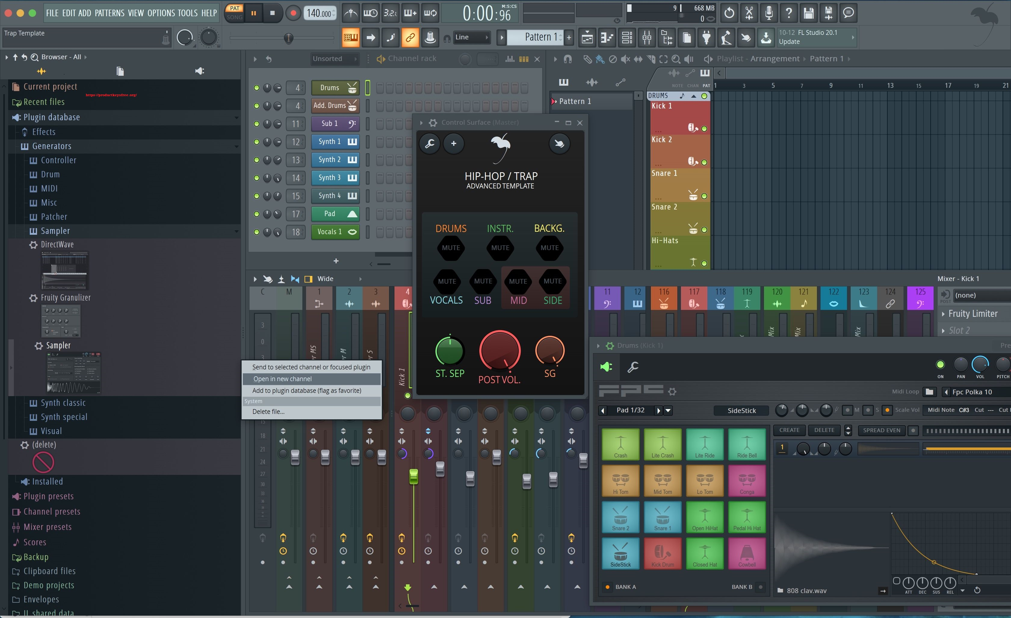 fl studio 20 reg key file download
